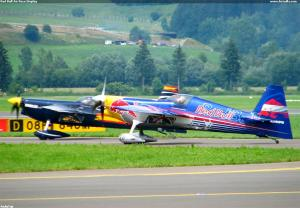 Red Bull Air Race Display