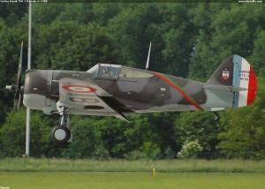 Curtiss Hawk 75A-1 Private  G-CCVH