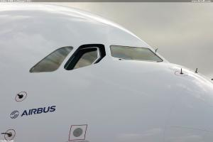 Airbus A380, Le Bourget 2011