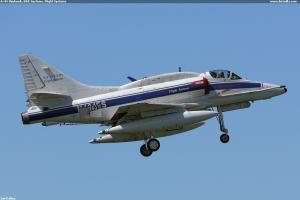 A-4N Skyhawk, BAE Systems, Flight Systems