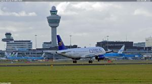 Cyprus Airways & EHAM/AMS