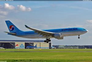 Korean Air - Airbus A330-223