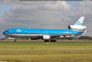 KLM - McDonnell Douglas MD-11  (PH-KCD)