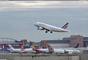 AirFrance (F-GPMD)