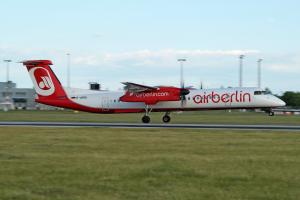Dash Q400 - Air Berlin