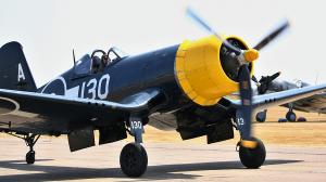 Flying Legends 2018 Corsair FG-1D